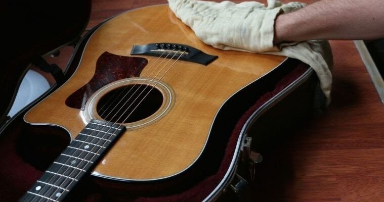 Virtual Workshop: How to Care for and Maintain your Guitar with Jeff Zacher, Luthier