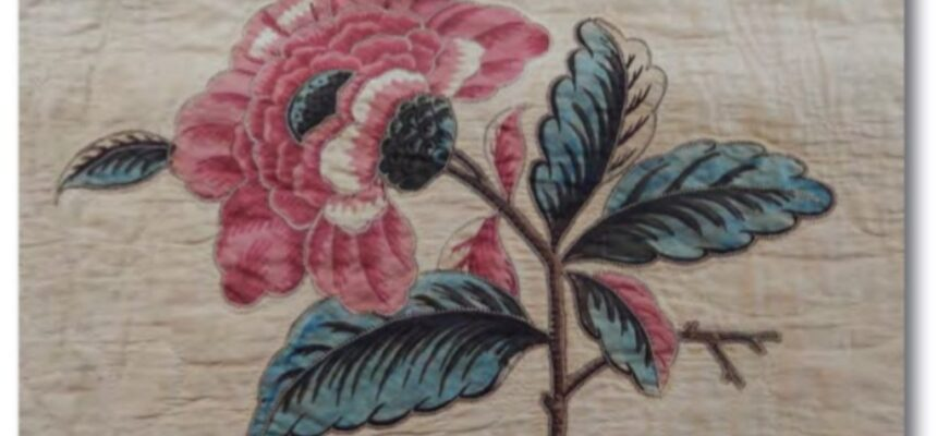 Stitches in Time: Quilts, 1800-1976 – A Webinar