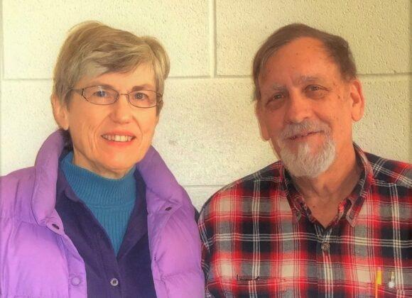 Peggy Norris and Joe Suplicki