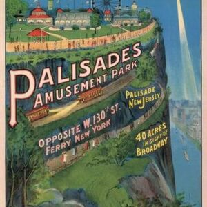 Feb 20 -The History of Palisades Amusement Park – A Webinar