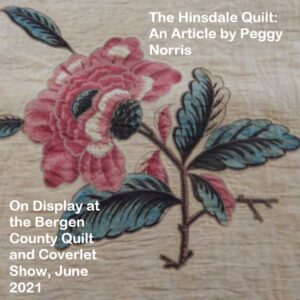 Hinsdale Quilt Cover