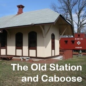 Link to Old Station and Cabooseoo