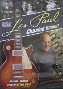 Les Paul Chasing Sound DVD