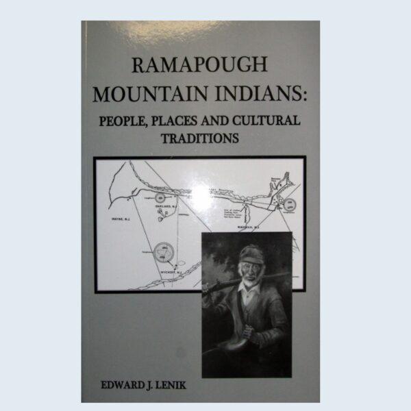 Ramapough Mountain Indians by Ed Lenik