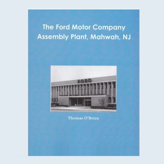 Ford Motor Company Book