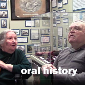 Link to Oral History Research