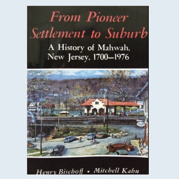 Book From Pioneer Settlement to Suburb