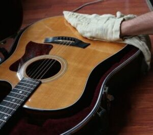 Oct 17 – Virtual Workshop – How to Care for and Maintain your Guitar with Jeff Zacher, Luthier
