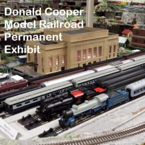 about the Donald Cooper Model Railroad