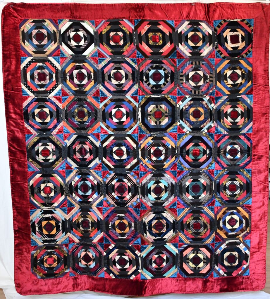 Quilt - from the collection of Ridgewood Historical Society