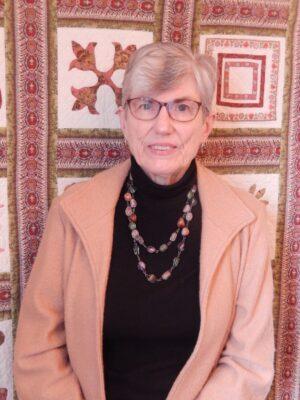Bergen County Historian Peggy Norria