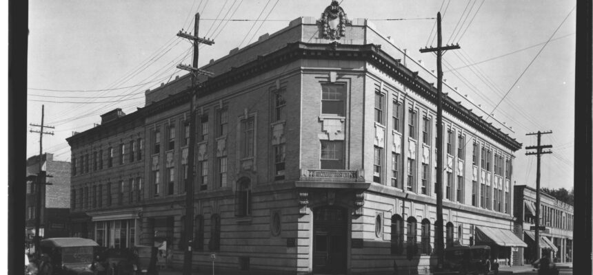 Ridgewood NJ circa 1900
