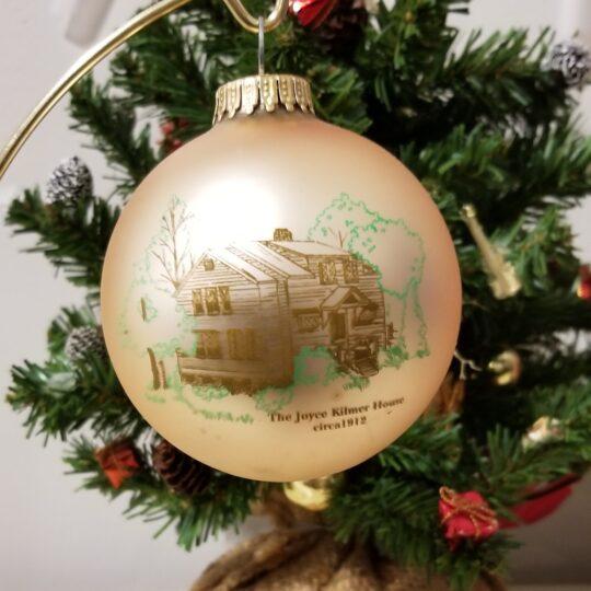 The Joyce Kilmer House Ornament