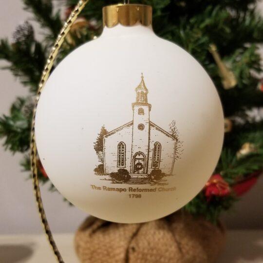 Ramapo Reformed Church Ornament