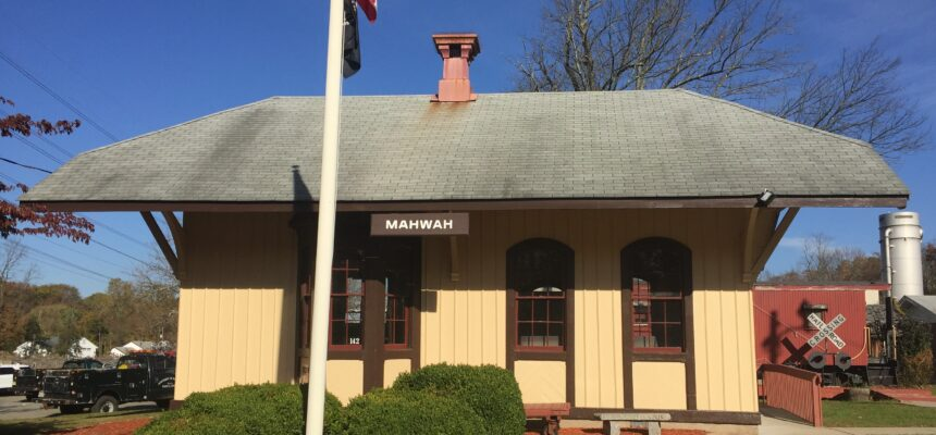 150th Anniversary of the Mahwah Train Station
