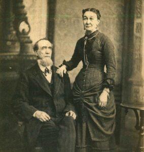 William J and Maria Mowerson Pulis