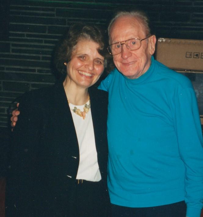 Les Paul and Sue Baker