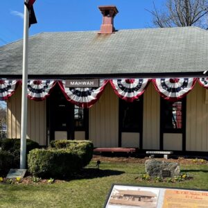 Celebrating the 150th Anniversary of the Mahwah Train Station