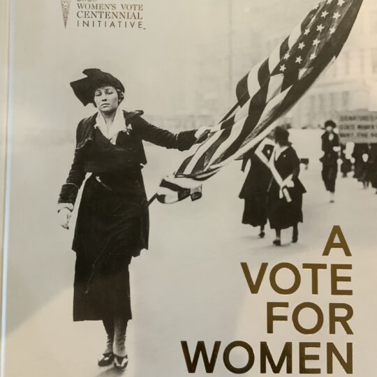 A Vote for Women